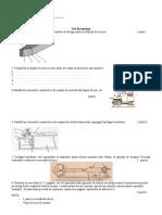 Test de Evalaure Sumativa Ui Prelucrarea Semifabricatelor Prin Aschiere
