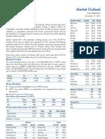 Market Outlook 17.11.11