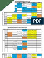 Revisi Jadwal Kuliah Semester Genap 2010_2011