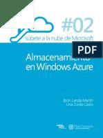 Súbete a la nube de Microsoft - Parte 2