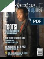 American Cinematographer Magazine - Mar 2006