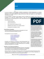 Factsheet Diabetes Startpakket