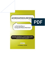 #CROWDSOURCING tweet Book01