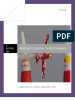 Aeromodelin and Airplane Design