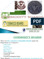 Commodity Board