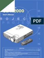 Manual u2x2000