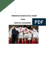 Rugby Principios Basicos Del Juego