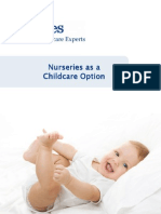 Nurseries as a Childcare Option