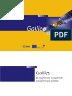 GALILEO - Présentation du programme (11.2005)