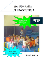 GIDA 11-12 EUSKERA