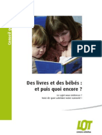 BiblioPro des bébés et des livres cg46