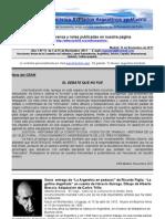 Boletin Nº 13 de la Comision Exiliados Argentinos en Madrid