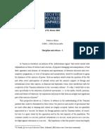 Béatrice Hibou Discipline and reform