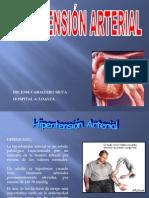 Fisiopatologia Hi Per Tension Arterial