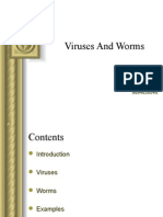 Viruses and Worms