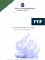 PROJETO DE CRIAÇÃO DA PRÓ-REITORIA DE INFRAESTRUTURA DA UNEB
