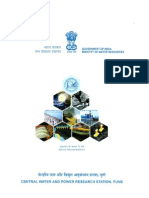 CWPRS - Central WAter and Power Research Centre-Pune