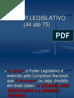 Poder Legislativo Wesley Imunidade