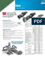 2009 PBC Linear Actuators Catalog