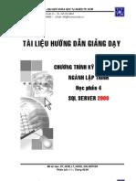 Tai Lieu Giang Day - Hp4 - SQL Server 2000
