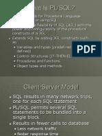 PL-SQL