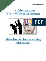 Women Abusement
