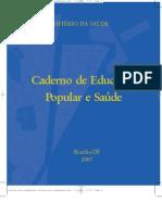 Caderno de Educacao Popular e Saude