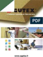 Isolation Fibre de Bois - Gutex - Ageka