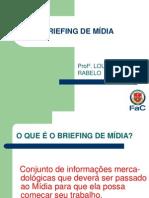 Briefing de Mídia