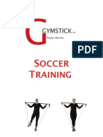 Gymstick Soccer Training
