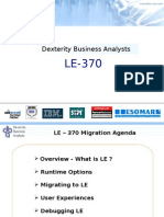 DBA Corpppt Mainframes Le370