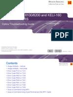 Optics Troubleshooting Guide