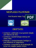 NEOPLASIA PULMONAR