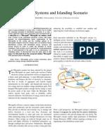 Microgrid Systems and Islanding Scenario