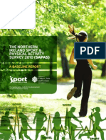 The Northern Ireland Sport and Physical Activity Survey 2010 (SAPAS)