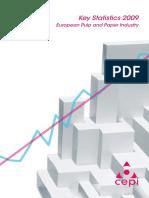 CEPI - European Pulp & Paper - KeyStats09_V01