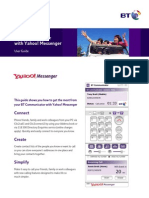 BT Communicator With Yahoo Messenger. BtcUserGuide_v9_161204