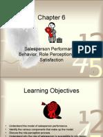Chapter 6 Sales Force Management