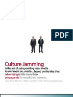 Culture Jamming - Logo and Ad Parodies