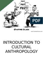 Cultural Anthro Slides