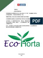Projeto Eco Horta Original Final