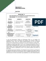 Poggiese Héctor, Documento de Trabajo Para El MANUAL de METODOLOGIAS PPGA