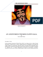 An Anonymous Wicked Clown Saga