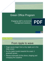 Green Office Introduction