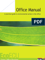 Green Office Manual