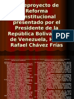 33 Reformas Constitucionales