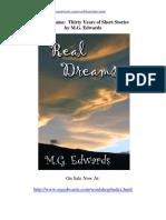 Real Dreams Poster