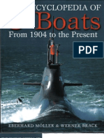 The Encyclopedia of U-Boats From 1904 to the Present