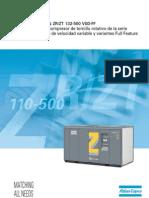 Manual Atlas Copco Zrzt110-315