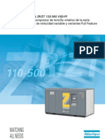 Manual Atlas Copco Zrzt110-315